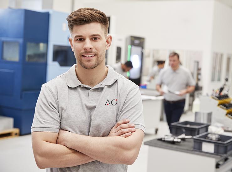 AC Mechanik CNC Fräsen