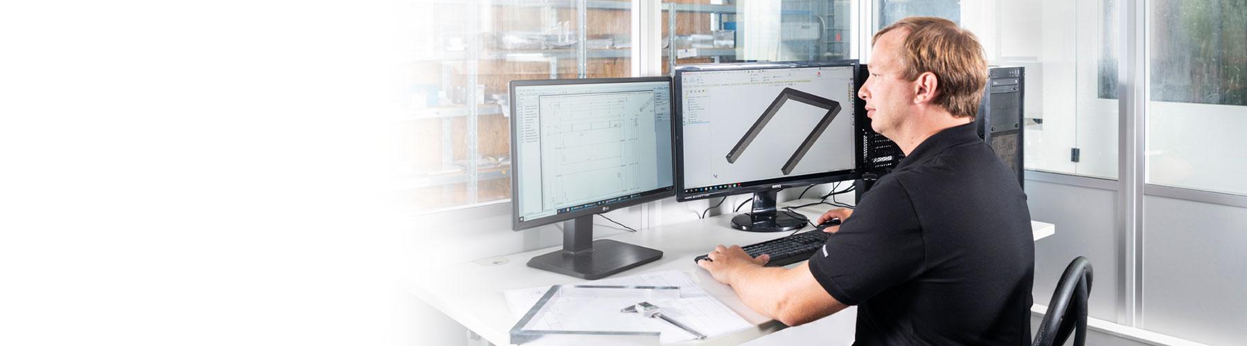 CAD Pogrammierung CNC-Fräsen und Drehen in Stuttgart