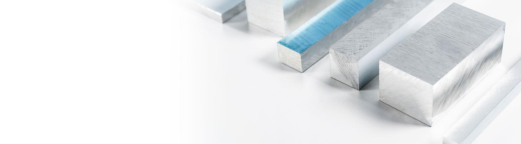 Hochwertige Materialien zur weiterverarbeitung CNC-Fräsen und drehen