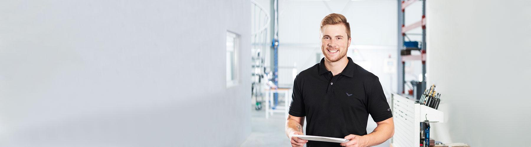 Karriere als Team CNC Dienstleistungen Stuttgart
